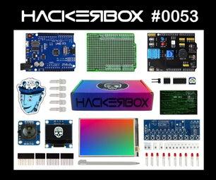 HackerBox 0053: Chromalux