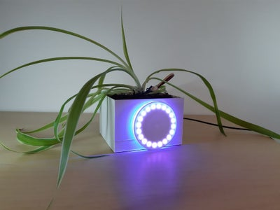 Connected Flowerpot for Micro:bit