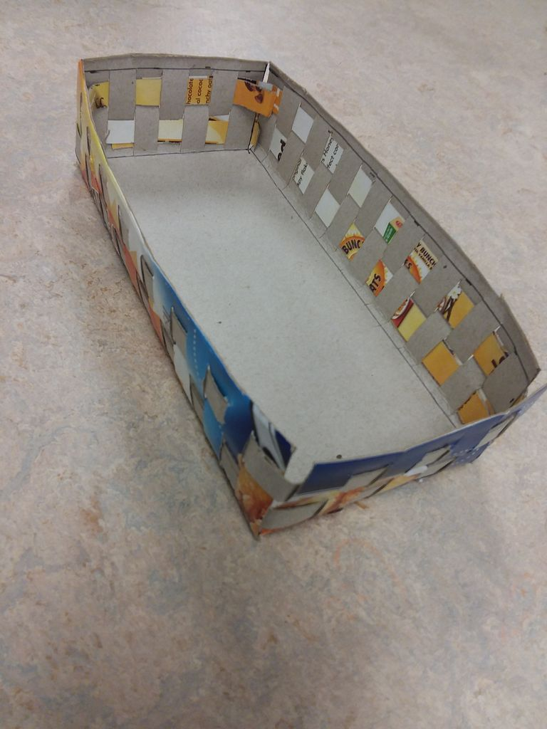 Picture of You Have Completed Your Recycled Materials Box!