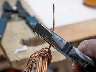 Stick Some Wire in a Hole