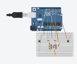 Dice Arduino