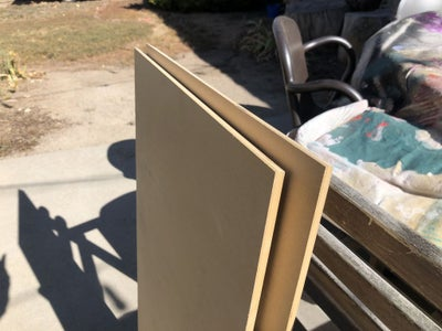 Making Cabinet Doors and Finishing