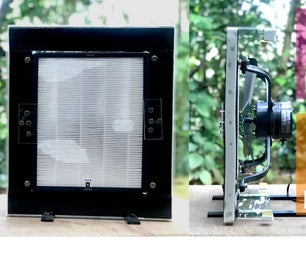 How to Make an Air Purifier Project