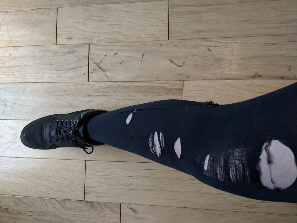 Picture of Rip Up Your Tights