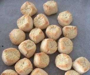Weespermop, a Gluten-free Cookie