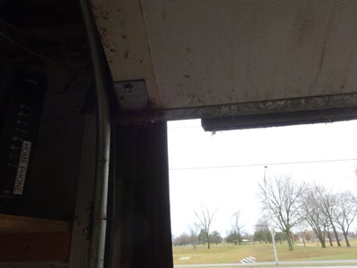 Remove Old Seal and Seal Plate/rail