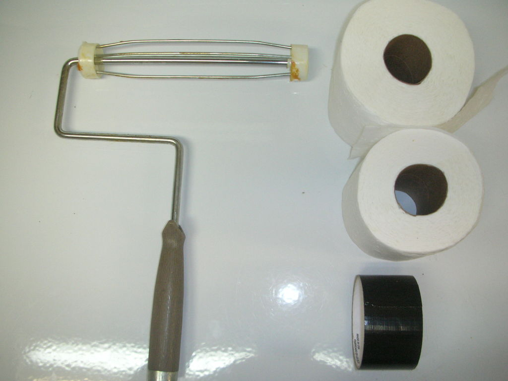 Picture of Toilet Paper Blower (super Easy)
