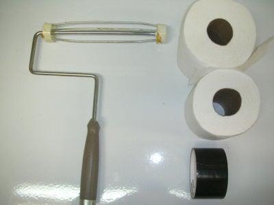 Toilet Paper Blower (super Easy)