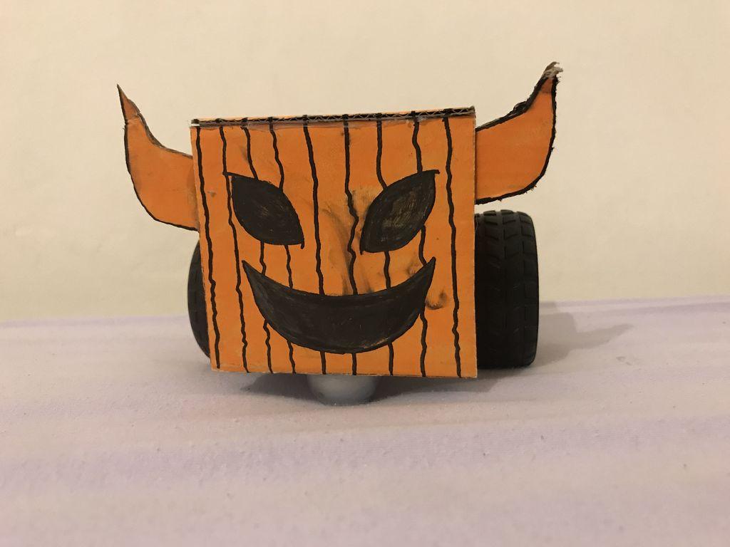 Picture of Pumpkin Robot