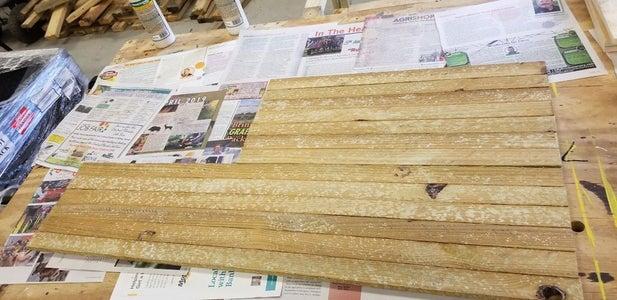 Glue the 13 Stripes Together