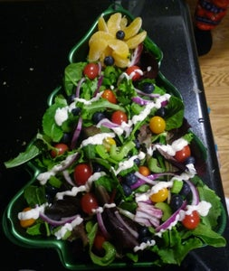 A Word About Salad Dressing