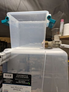 Create Your Water Reservoir