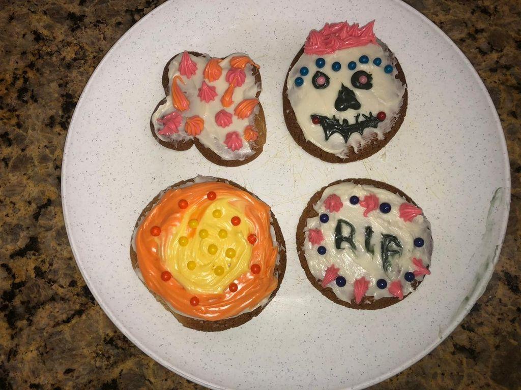 Picture of Dia De Los Muertos Cookies