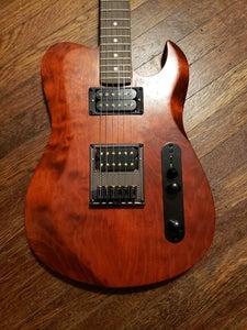 CNC Guitar Using Fusion 360 and a Shapeoko XL