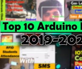 顶级Arduino项目与教程的列表