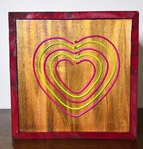 Retro Faux Neon - Valentine Signage