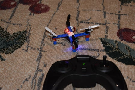 Step 6: Flying the Drone