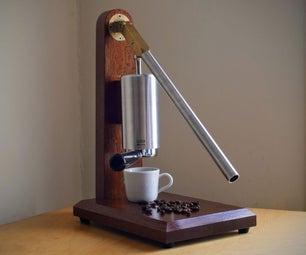 How to Make a Lever Espresso Machine