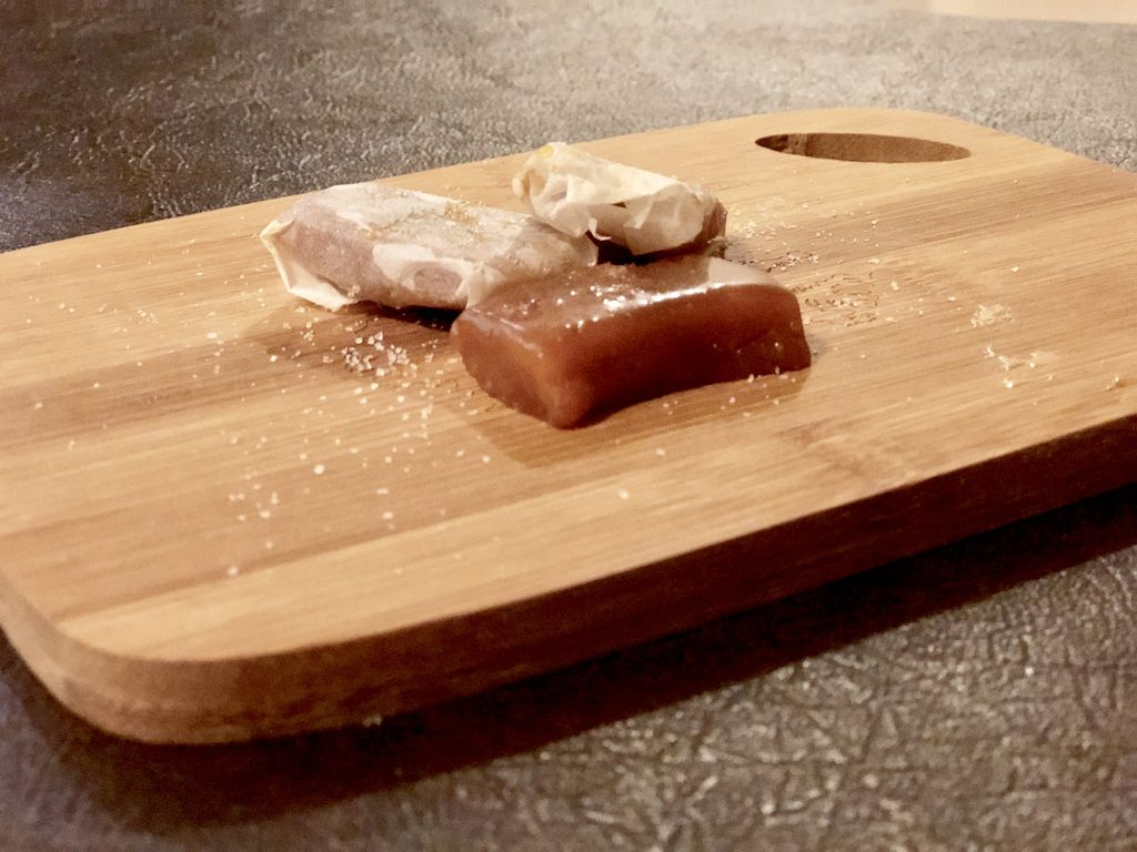 Picture of Artisan Caramels With No Corn Syrup!