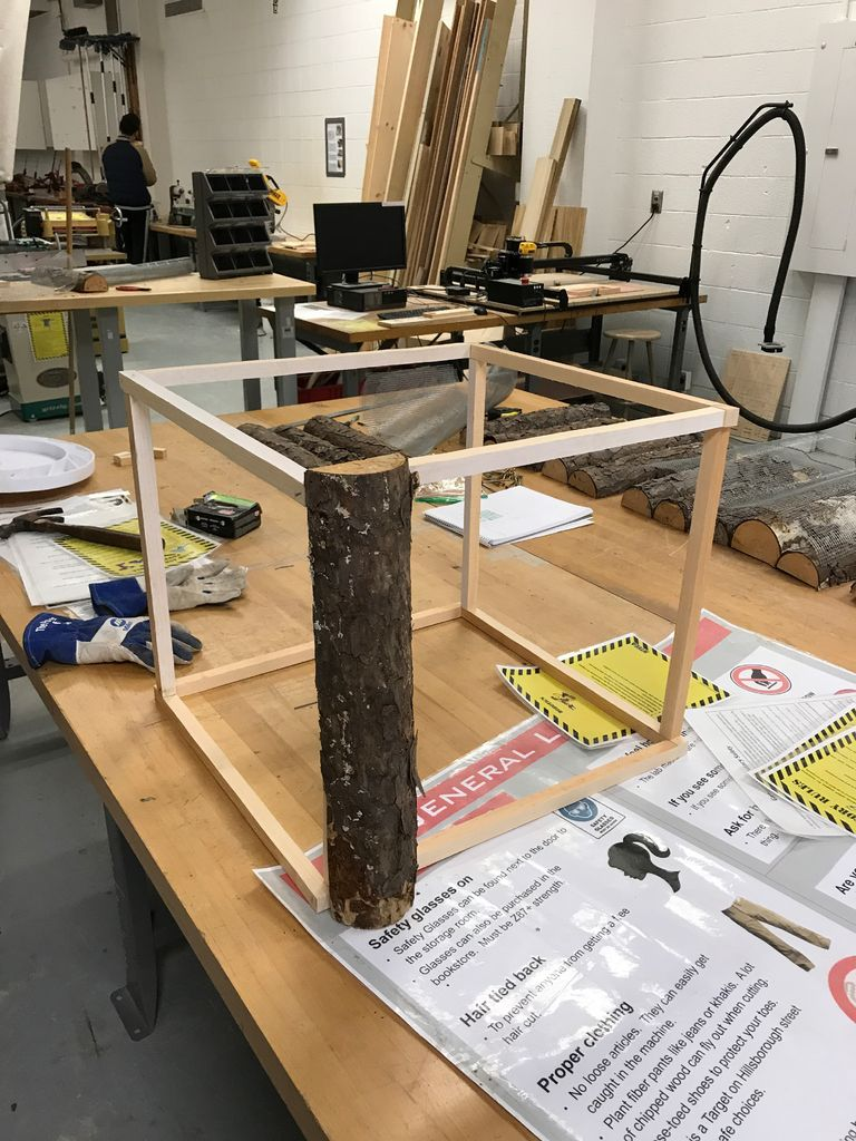 Picture of Creating the Frame