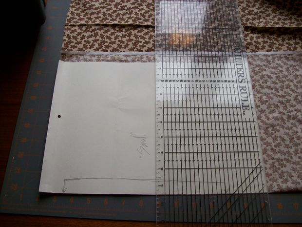 Picture of Measure & Cut Fabric