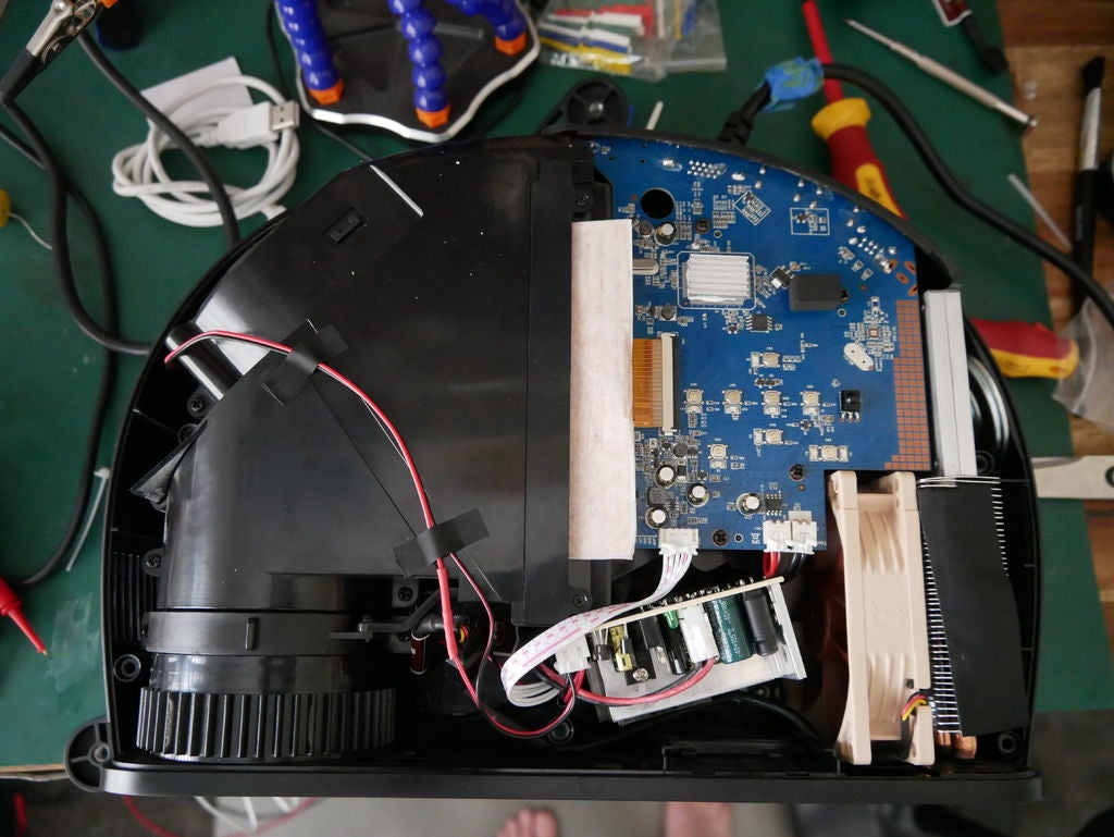 Picture of Finalising the Noctura Fan