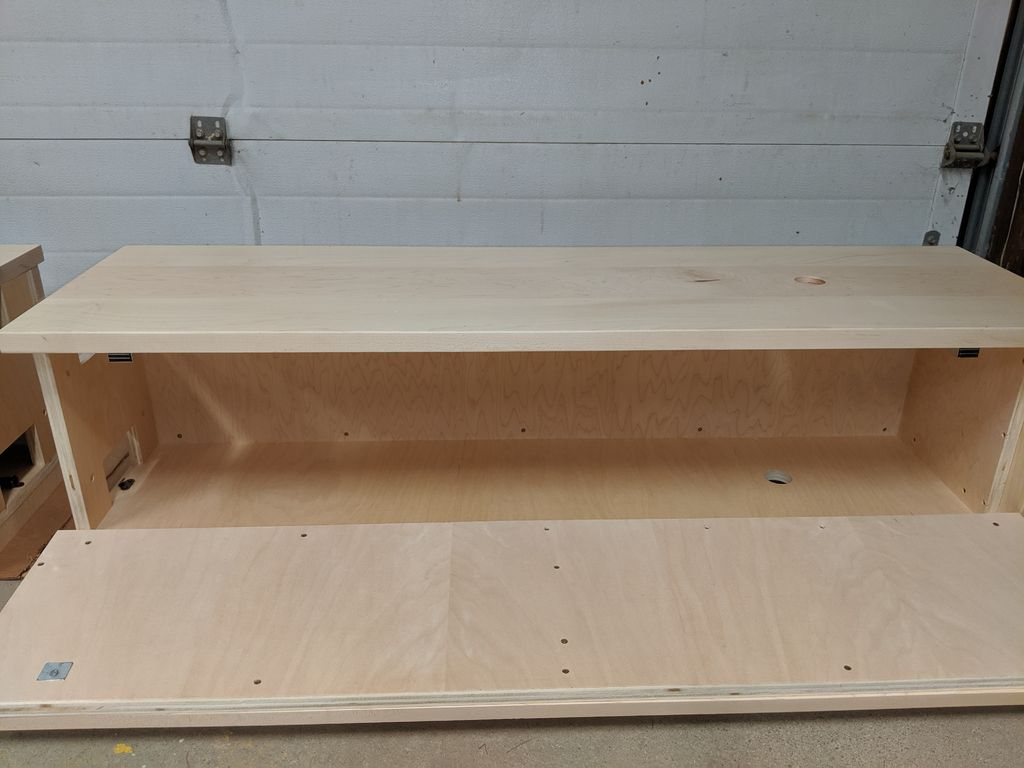 Picture of Assembly of I-Poster Base Step 1