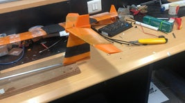 Assembling the Tail Section