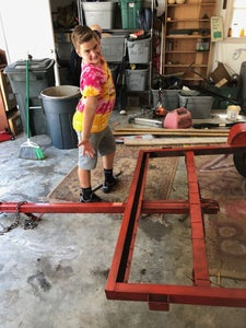 Strip, Clean, Paint & Electrical