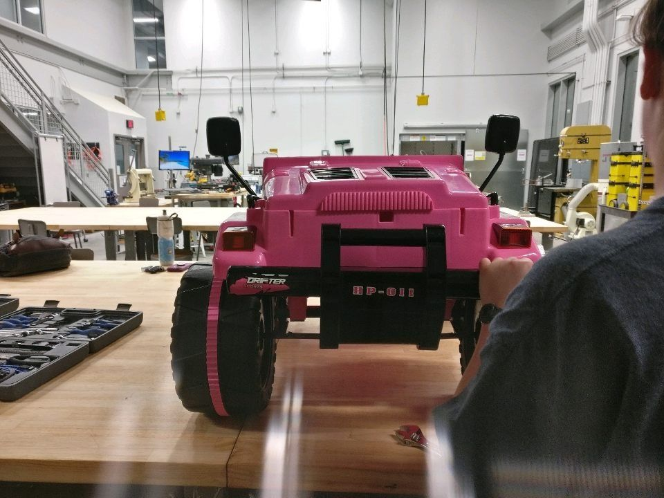 Picture of Assembly of Car