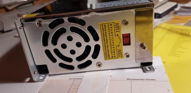 Power supply from Ebay