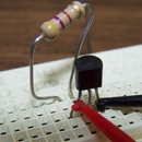 Bias the Transistor for Testing