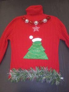 Noisy Christmas Sweater