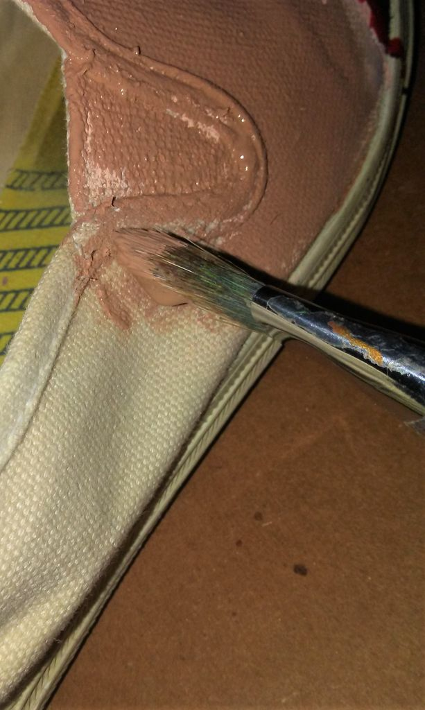 Picture of Paint the Rest of the Shoe