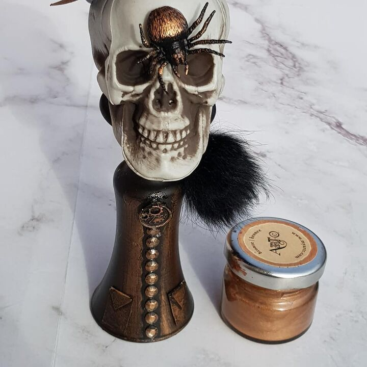 Picture of Rub With Bronze Wax Paste