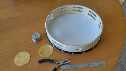 Strip the Tambourine