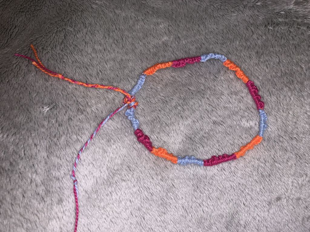Picture of How to Make Friendship Bracelet