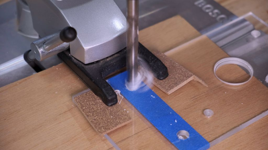 Picture of Cutting the Slot