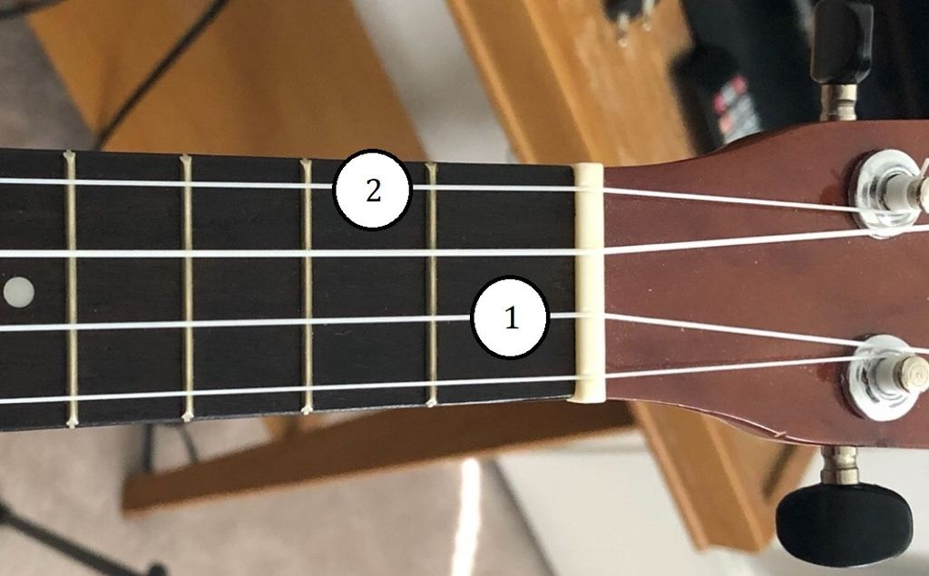 Picture of Play F Chord