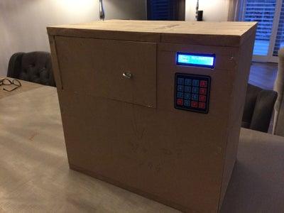 Arduino Safe