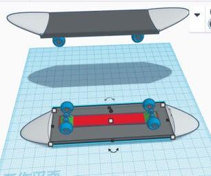 Simple Skateboard