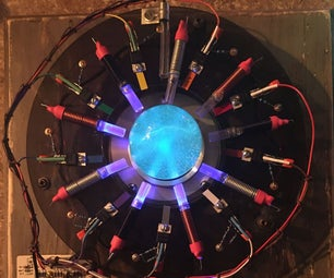 9-UV Plasma Cannon Thortanium Chamber