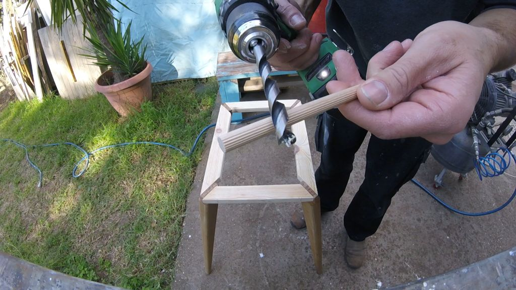 Picture of Woodn Sticks for Strengthening