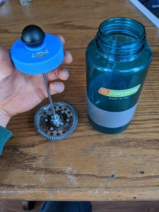 Modifying the Plunger Rod and Cap