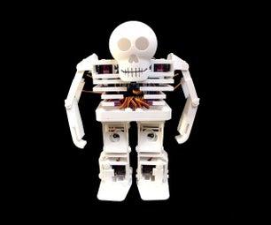BONES人形机器人