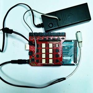 Preparing the Electronics