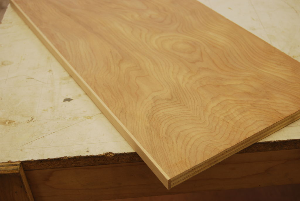 Picture of Easy Edge Banding for Plywood