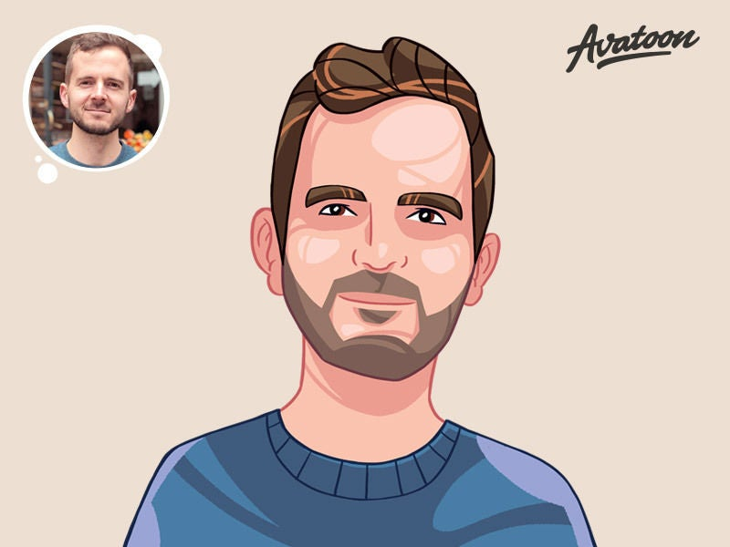 Picture of How to Cartoon Yourself - Beginners Guide