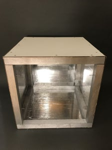 50 Cm on a Side Cube