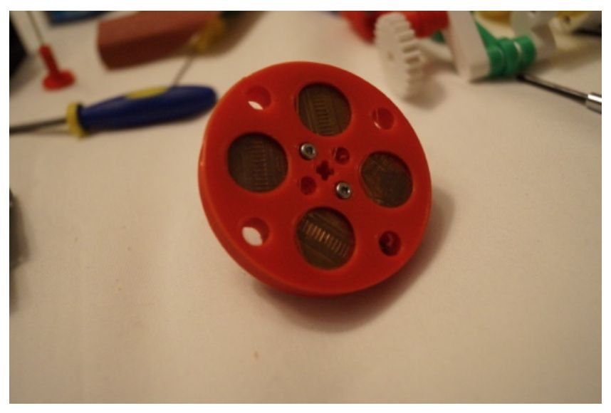 Picture of Assemble the Flywheel
